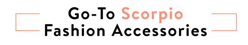 Scorpio Accessories