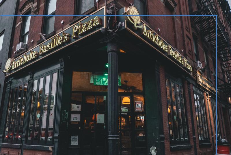 Artichoke Pizza Brick & Portal style Sagittarius
