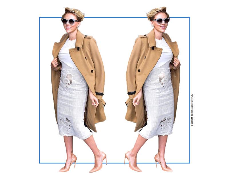 Scarlett Johansson Sagittarius Style Brick & Portal