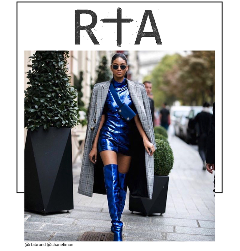 RtA trending fashion brand at Brick and Portal