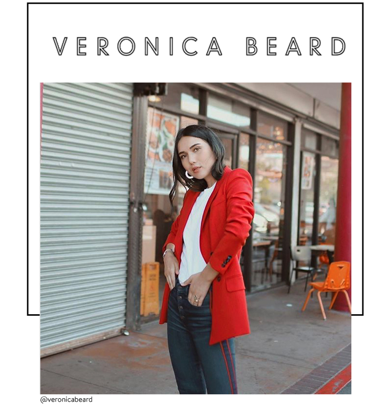 Veronica Beard trending fashion brand at Brick and Portal