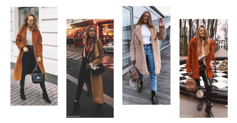 This Winter's Chicest Coat Trends