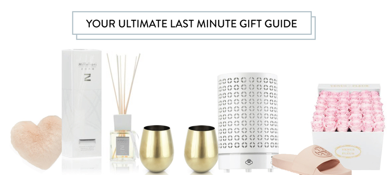 The Ultimate Last Minute Gift Guide For Everyone You Know
