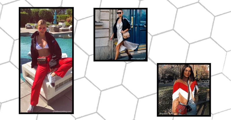 Athleisure Trend Warm-Up Jacket Brickandportal