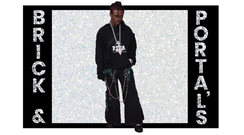 Lil Uzi Vert Grammys 2018 Brick and Portal