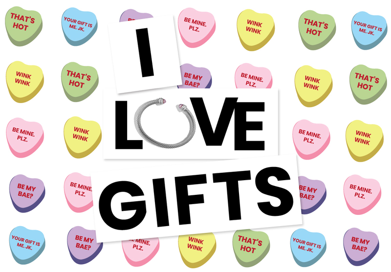 Valentine's Day Gift Guide Brick and Portal Love