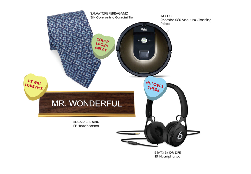Valentine's Day Gifts for Husband Gift Guide Brick and Portal