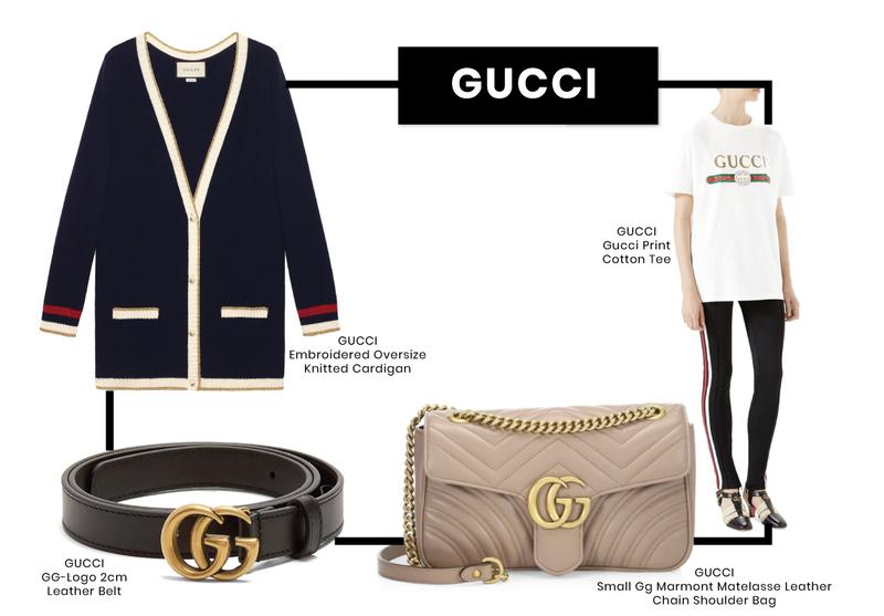 Iconic Designers Guide Brick and Portal Gucci
