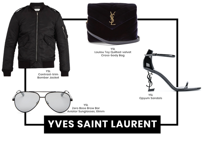 Iconic Designers Guide Brick and Portal YSL