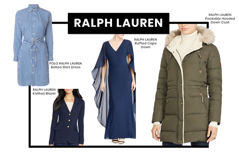 Iconic Designers Guide Brick and Portal Ralph Lauren