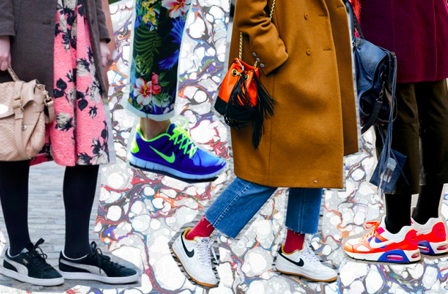 Fall's Must-Have Sneakers