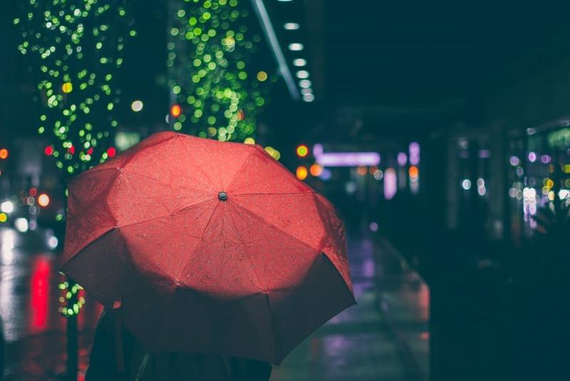 Rainy Day Essentials - Fashion Blog Post   Brick & Portal